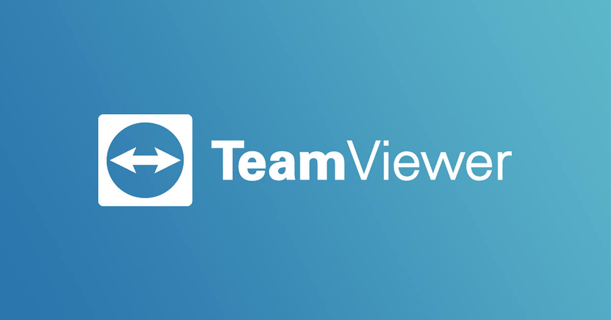 TeamViewer - A perfect choice for remote work